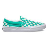 Checkerboard Slip On | Shop Classic Slip-On at Vans