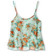 Junior's Printed Tank - Assorted Colors