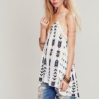 Free People Womens Peace Arrow Tunic -