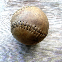 Grungy Old Softball