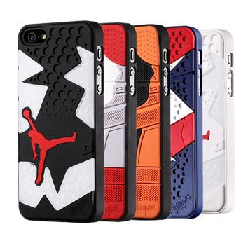 Air Jordan Shoe Sole iPhone Case