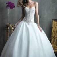 Sweetheart Wedding Gown by Allure Bridals Couture
