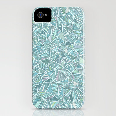 Pastel Diamond iPhone Case by Anita Ivancenko | Society6