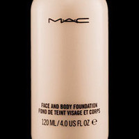 Face And Body Foundation 120 ML | M·A·C Cosmetics | Official Site