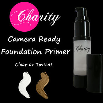 Camera Ready - Charity Makeup