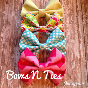 Bright summer bow set limited quantities!
