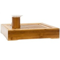 Bamboo Gongfu Tea Ceremony Set