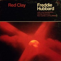 "Freddie Hubbard - ""Red Clay"" 12"" Vinyl LP Gatefold 1970 US CTI 6001"