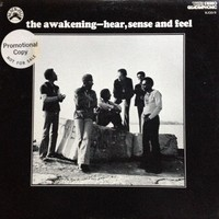 "The Awakening - ""Hear, Sense And Feel"" LP White Label Black Jazz Records, BJQD/9"