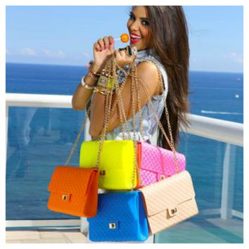 Summer Jelly Candy Handbags!