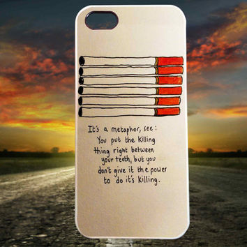 The Fault in Our Star Smoke case iPhone 3Gs/4/4s/5/5s/5c, iPod 4/5/nano7, Samsung Galaxy…