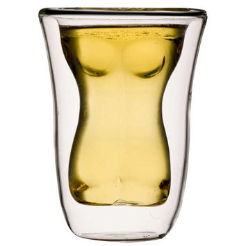 Sexy Female Body Shot Glass