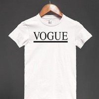 Cool Ladies Vouge Style Fashion T-Shirt