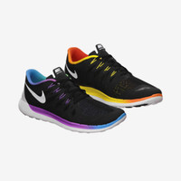 Nike Free 5.0 BT QS Men's Running Shoes - Black