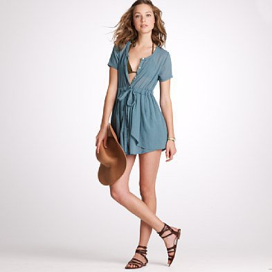 Women&#x27;s Women_Shop_By_Category - beach cover-ups - Stranded beach dress - J.Crew