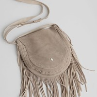 At Dusk Fringe Purse