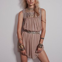 Free People Womens Babylon Dress