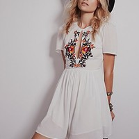 Free People Womens Garden Blooms Dress -