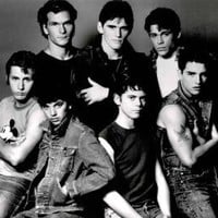 (24x36) The Outsiders Movie (Group) Poster Print