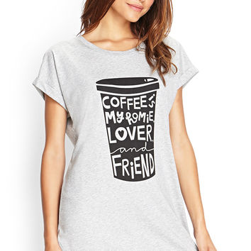 Coffee is My Homie Nightshirt