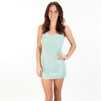 Betsey Johnson Lace Chemise at Von Maur