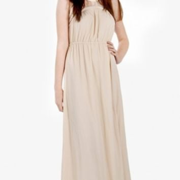 Greek Chic Dress*