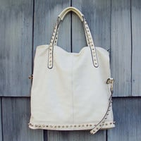 Honeysett Tote in Cream