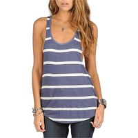 Volcom Lived In Rib Tank Top - Women's