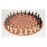 Amazon.com: 3 Man Chess: Toys & Games