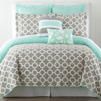 Happy Chic by Jonathan Adler Nina Quilt Set and Accessories