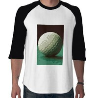 I love Golf Shirt from