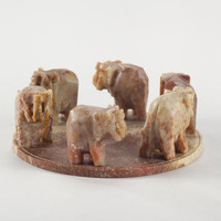 Elephant Soapstone Incense Cone Burner - World Market