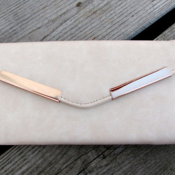 Griffith Wallet - Cream