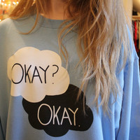 The Fault in Our Stars Crewneck Sweatshirt
