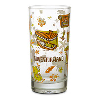 Adventureland Glass Tumbler