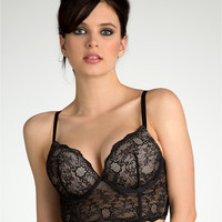 Parisa Marseilles Longline Push-Up Bra PT1068 at BareNecessities.com
