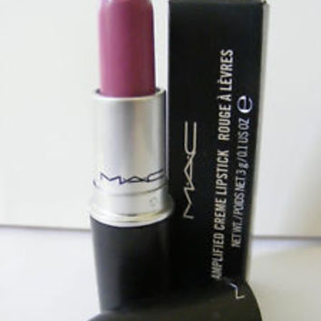 Mac Cosmetic Lipstick UP THE AMP  100% Authentic
