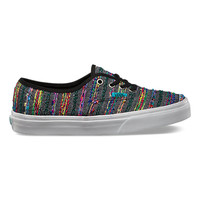 Vans Multi Weave Authentic (black)