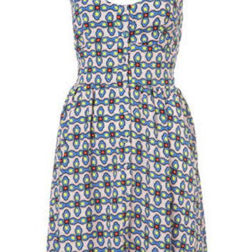 Tall Native Cupped Sundress - Tall  - Clothing  - Topshop
