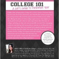 College 101: A Girl's Guide to Freshman Year Paperback