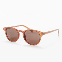 Grad School Sunglasses in Light Tortoiseshell - Urban Outfitters