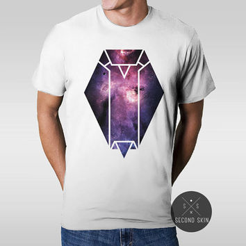 OWL Universe  Screen printed Men 39s T-shirt. Available
