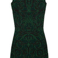 Alexander McQueen | Patterned knitted dress