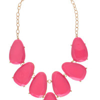 Rose Sherbet Necklace