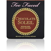 FREE deluxe Chocolate Soleil Bronzer w/any $25 Too Faced purchase