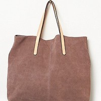 Free People Womens Slouchy Suede Tote