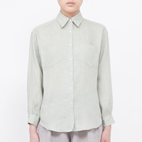 Totokaelo - No. 6 Shell Linen Shirt - $210.00