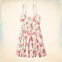 Harbor Beach Babydoll Dress