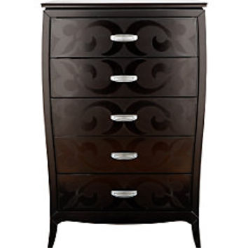 Belle Noir Dark Merlot Chest