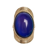 ASOS Large Stone Mood Ring